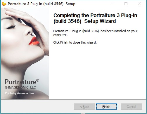 Portraiture滤镜安装教程4