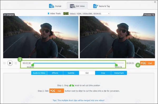 VideoProc4中文版剪辑视频2