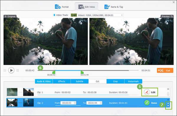 VideoProc4中文版剪辑视频3