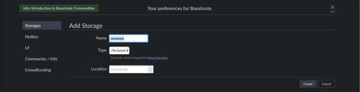 Boostnote电脑版使用方法1