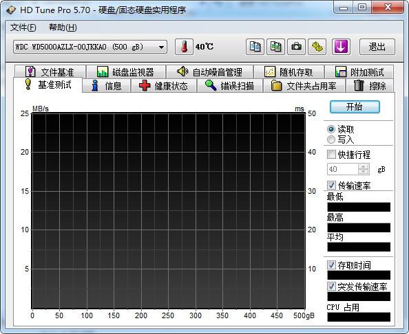 HD Tune Pro增强版