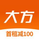 大方租车app下载