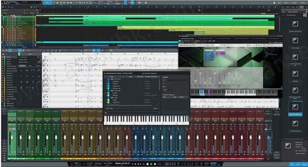 Studio One 5专业版特色